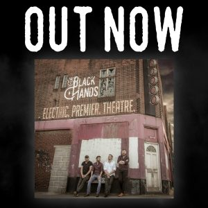 The Black Hands - Debut album - out now.