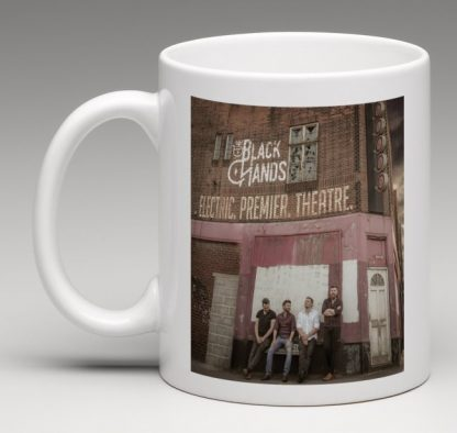 The Black Hands Electric Premier Theatre Mug