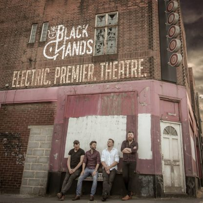 The Black Hands - Electric Premier Theatre - Album artwork cover