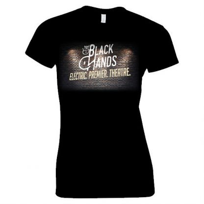 The Black Hands Womens Tee EPT