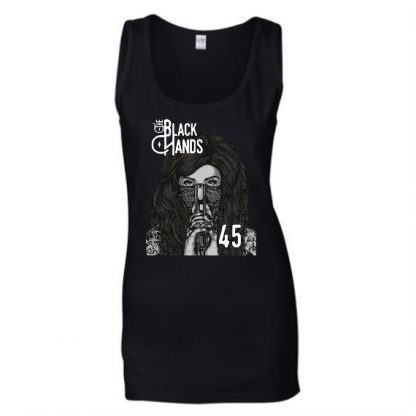 The Black Hands Womens Vest 45